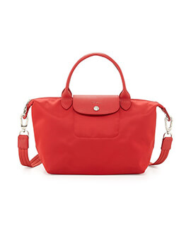 LONGCHAMP LC Medium in Red