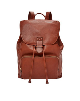 FOSSIL Mia Backpack Medium Brown