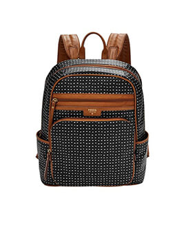 FOSSIL Ivy Backpack Black Multi
