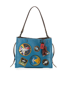 COACH 1941 Space Patch Rogue