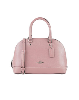 COACH Mini Sierra Patent
