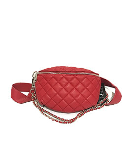 STEVE MADDEN SM BMandie Belt Bag Red
