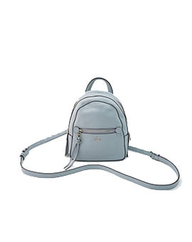 COACH ANDI BACKPACK CROSSBODY PALE BLUE