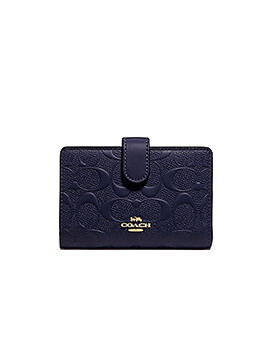 COACH F29439 EMBOSSED MIDNIGHT