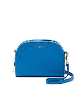 MARC JACOBS PLAYBACK CROSSBODY AEGEAN