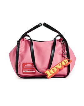 MARC JACOBS SPORT TOTE CORAL