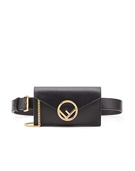 FENDI Hip Belt in Black