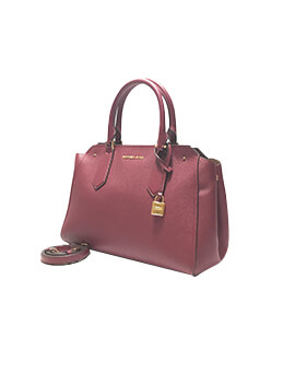 MICHAEL KORS MK Large Hayes Satchel