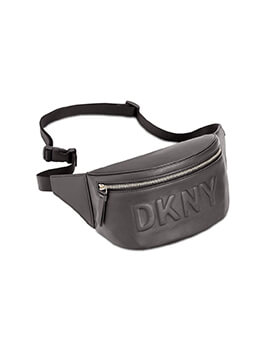 DKNY BELT BAG GREY
