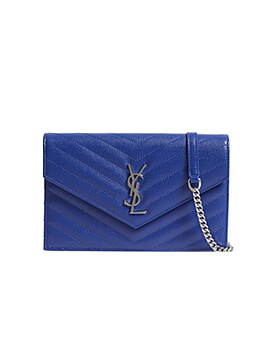 SAINT LAURENT YSL Wallet on Chain WOC