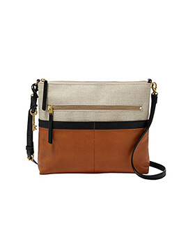 FOSSIL Fiona Large Neutral Multi