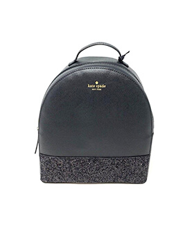 KATE SPADE SAMMY BLACK BACKPACK