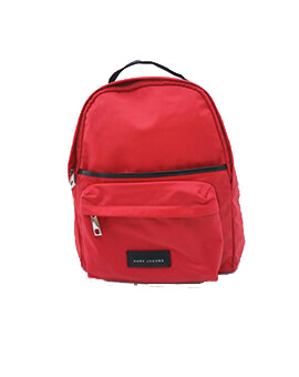 MARC JACOBS LARGE NYLON BACKPACK CARNATION