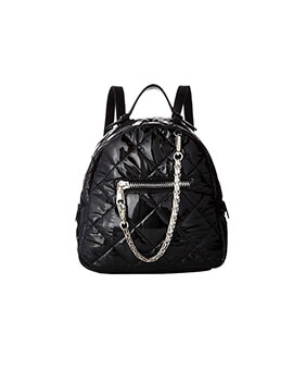 STEVE MADDEN BJAMMIN BLACK BACKPACK