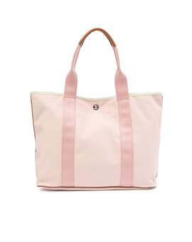 MARC JACOBS EAST WEST TOTE PALE PINK