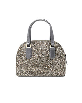 KATE SPADE KS Mini Reiley Glitter Gunmetal