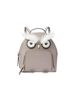 KATE SPADE KS Owl Tomi Star Bright Cityscape