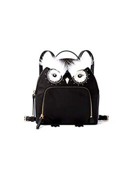 KATE SPADE KS Owl Tomi Star Bright Black